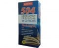 فلش کارت 504 واژه کاملا ضروری نشر علوم آریا